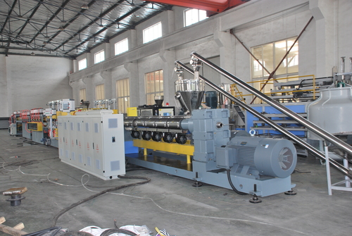Plastic Construction Formwork Machine