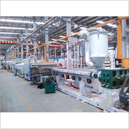 Pipe IPC Hollow Sheet Machine