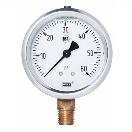 Pressure Gauges Calibration