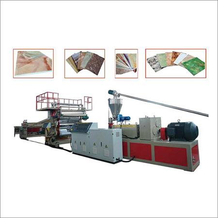 Plastic Board Machine