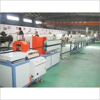 Pe Silion Core Pipe Machine
