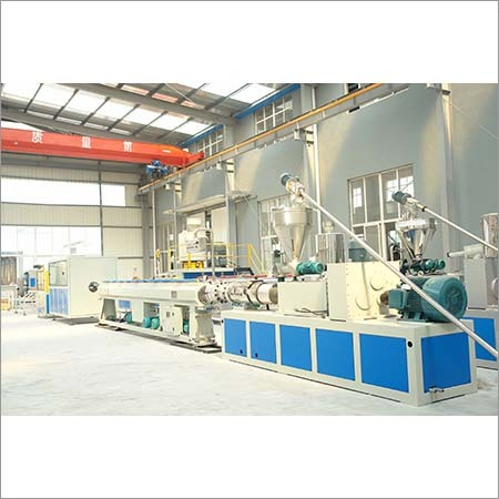 PVC Drainage Pipe Machine