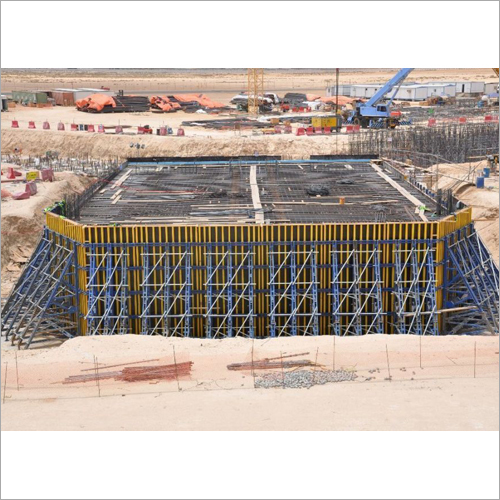 Kingdom Tower Foundation Works