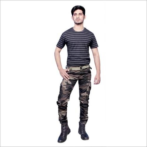 Millitary 10 Pocket Cargo Pant