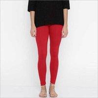 Ankle Length Cotton Leggings
