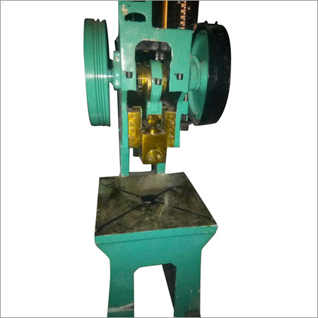 Sole Cutting Press Machine