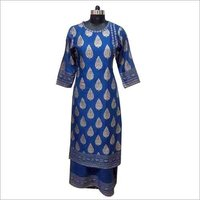 Fancy Designer Exclusive Kurtis