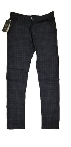 Mfit Checks Trouser