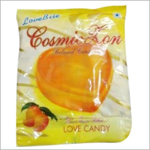 Mango Flavoured Ligind Center Filled Candy