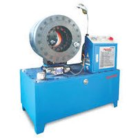 Automatic Hose Crimping Machine