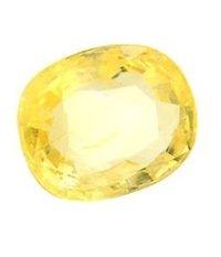 Yellow sapphire (cushion)