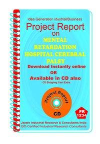 Mental Retardation Hospital Cerebral Palsy establishment ebook