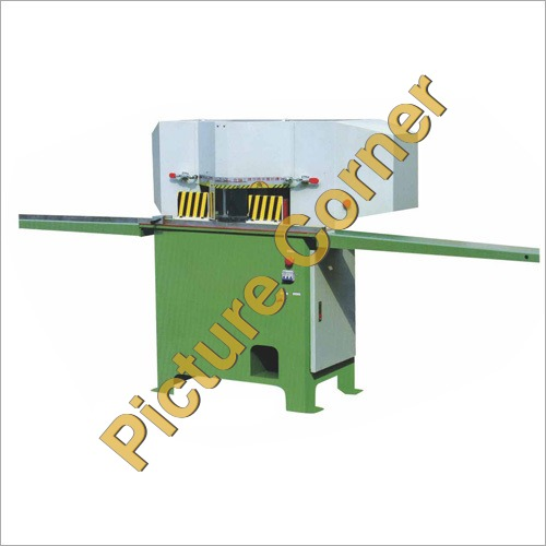 Double Saw Cutting Machine