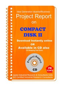 Copact Disk II manufacturing Project Report ebook