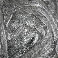 Aluminum wire scraps