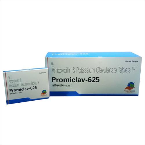Amoxycllin & Potassium Clavulanate Tablet
