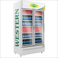 Double Door VISI Cooler