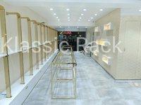 Gold Polish display rack