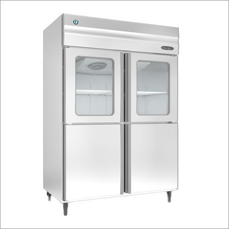 Upright Chiller Half Glass