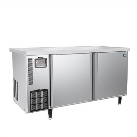 Steel Two Door Undercounter Chiller