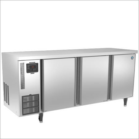 Steel Under Counter Chiller 3 Doors