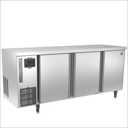 SS 3 Door Under Counter Freezer