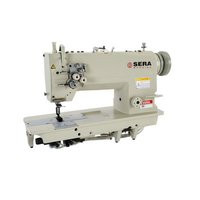 Double Needle Lockstitch Industrial Machine