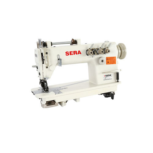 Double Needle Chainstitch Industrial Sewing Machine