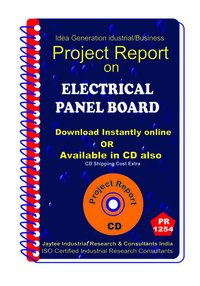 Electrical Panel Board manufacturing Project Report ebook