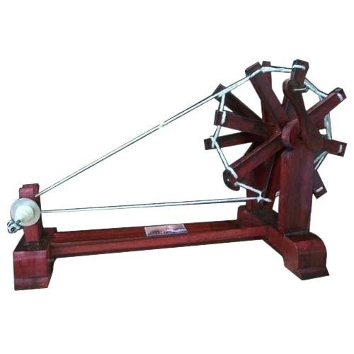 Wooden Handicraft Charkha