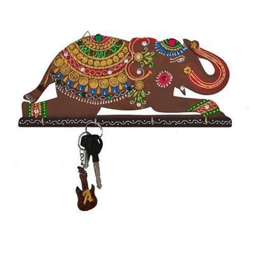 Elephant Design Key Holder