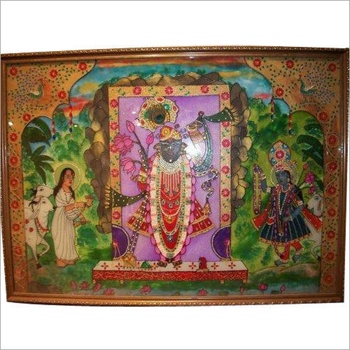Krishna Wall Paintings