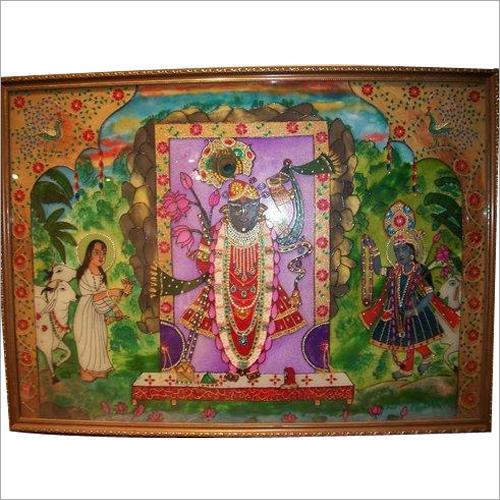 Krishna Wall Paintings