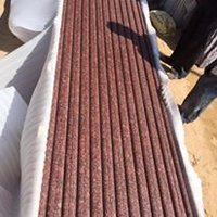 New Imperial Red Granite Tiles & Slabs
