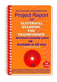 Electrical Stamping for Transformer manufacturing ebook