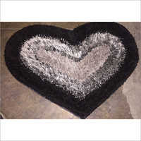 Heartshape Foot Mat