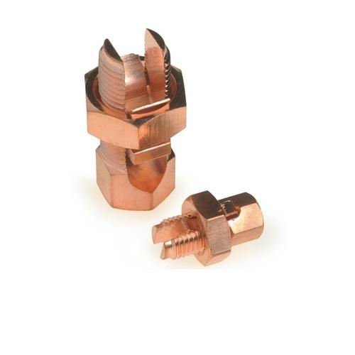 Bronze Split Bolt Connector