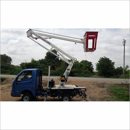 Truck Mounted Platform Rental Services