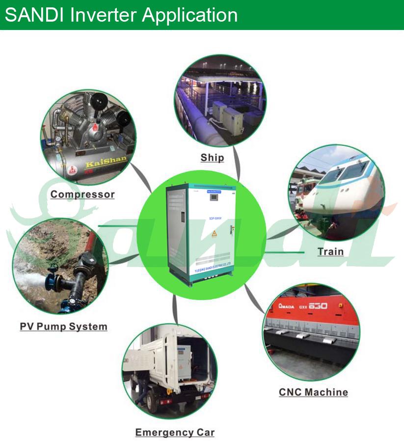 DC-AC Hybrid Solar Inverters