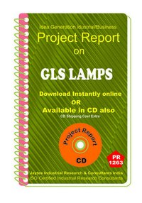 GLS Lamps manufacturing Project Report ebook