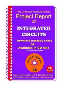 Integrated Circuits establishment project Report ebook