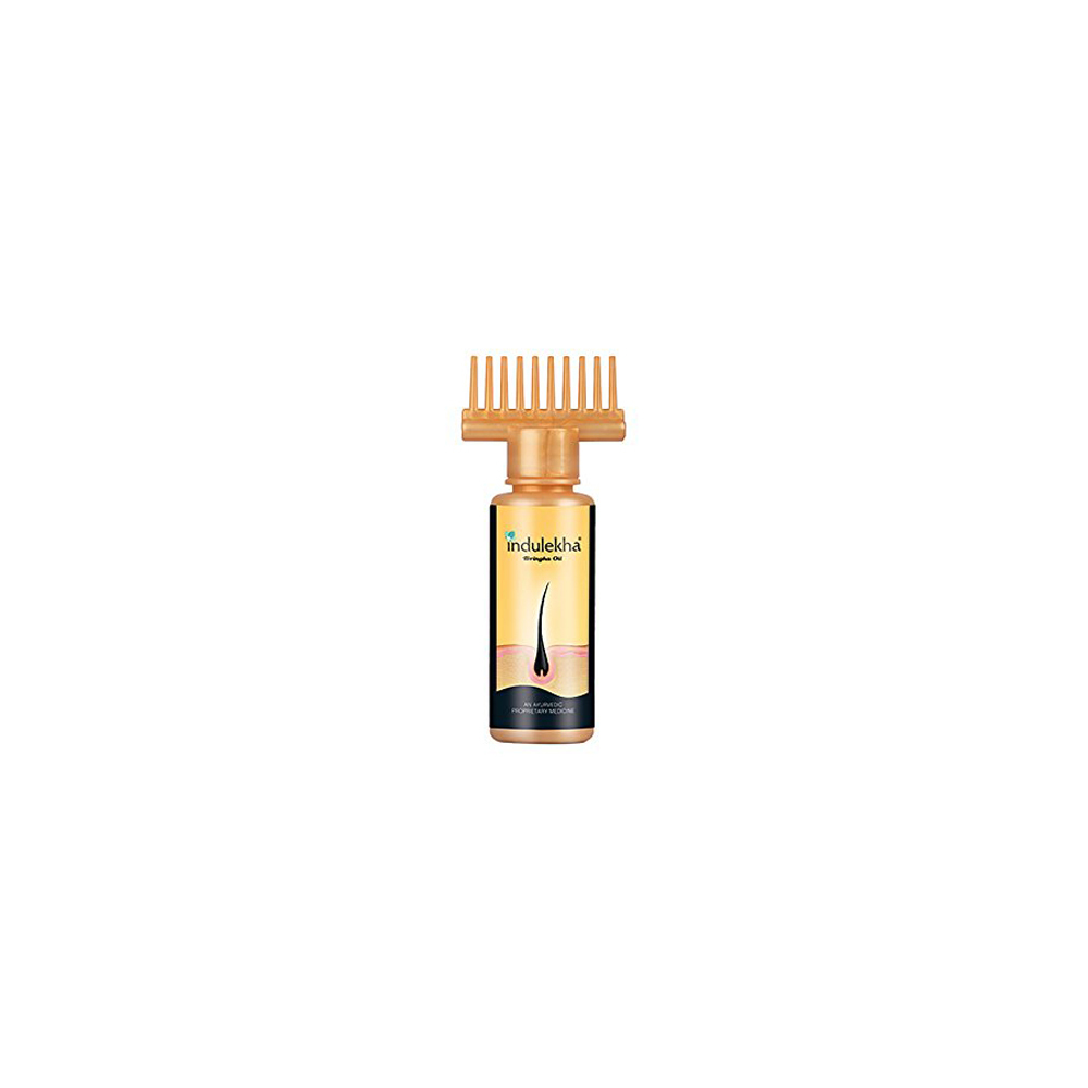 100Ml Indulekha Bringha Hair Oil Selfie Bottle