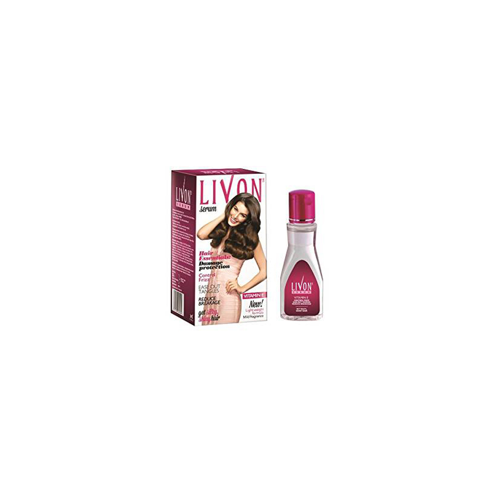 Livon Serum Get Soft Smooth Manageable Shiny Bouncy Hair 50m