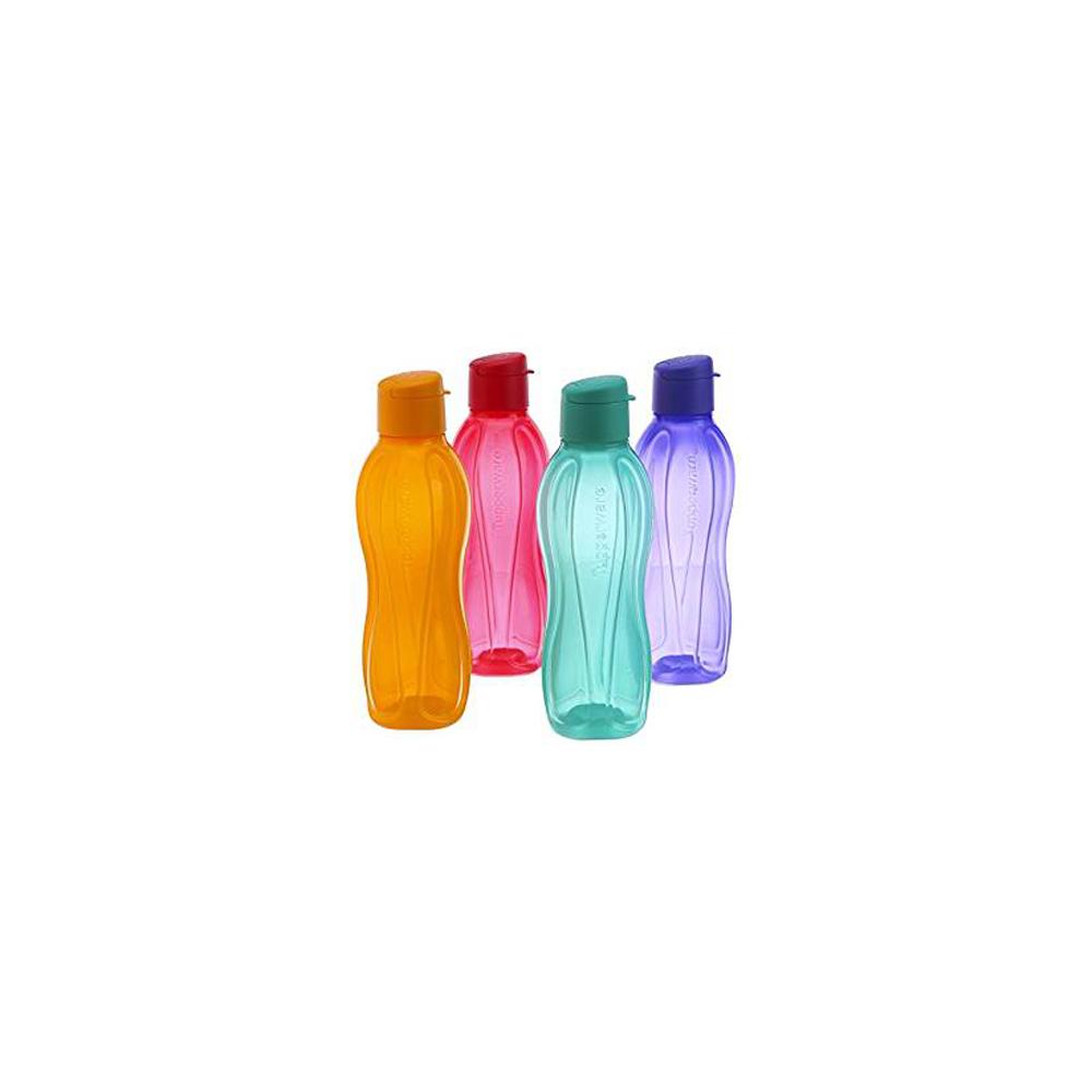 Tupperware Water Bottle 750 Ml Flip Top Free Shipping Worldwide