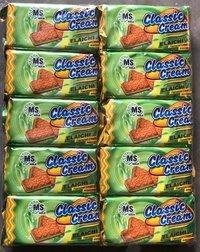 Biscoitos de creme de Elaichi