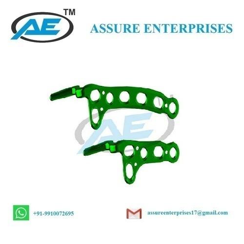 Assure Enterprises Clavicle Hook Locking Plate