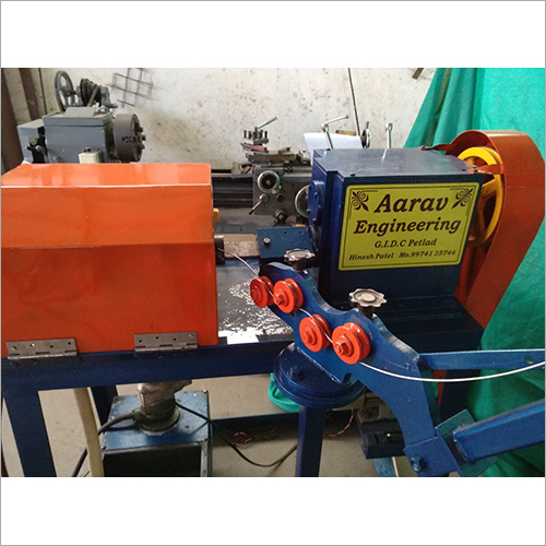 Automatic Wire Netting Machine
