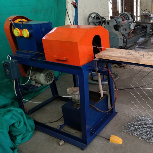Fencing Net Making Machine