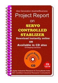 Servo Controlled Stabilizer manufacturing project Report ebook