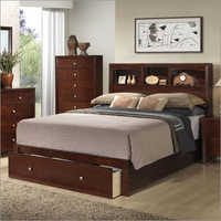 Double Cot Bed Model